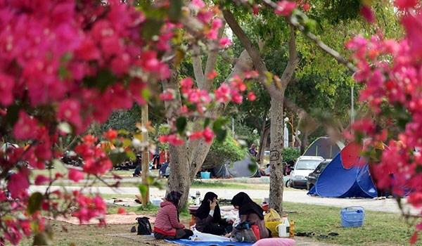 Iranians Celebrate Nature's Day